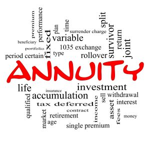 Individuals do not have to purchase an annuity if transferring their pension to a QROPS.