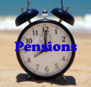 impact on pensions of a yes vote