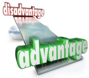 advantages and disadvantages of offshore pensions