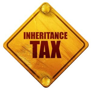 French inheritance tax