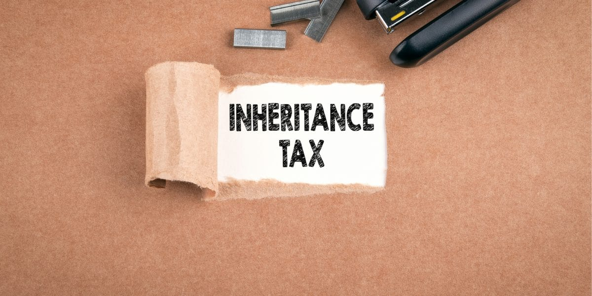 Inheritance tax France